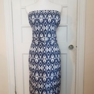 Banana Republic Ikat Dress
